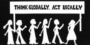 global local b+w