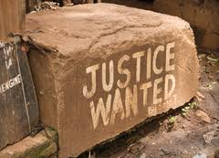 justice wanted