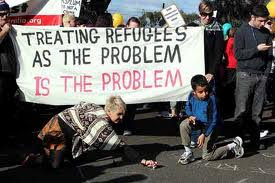 Refugees are not the problem