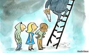 Meritocracy masks privilege