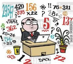 Cold indifference and number crunching